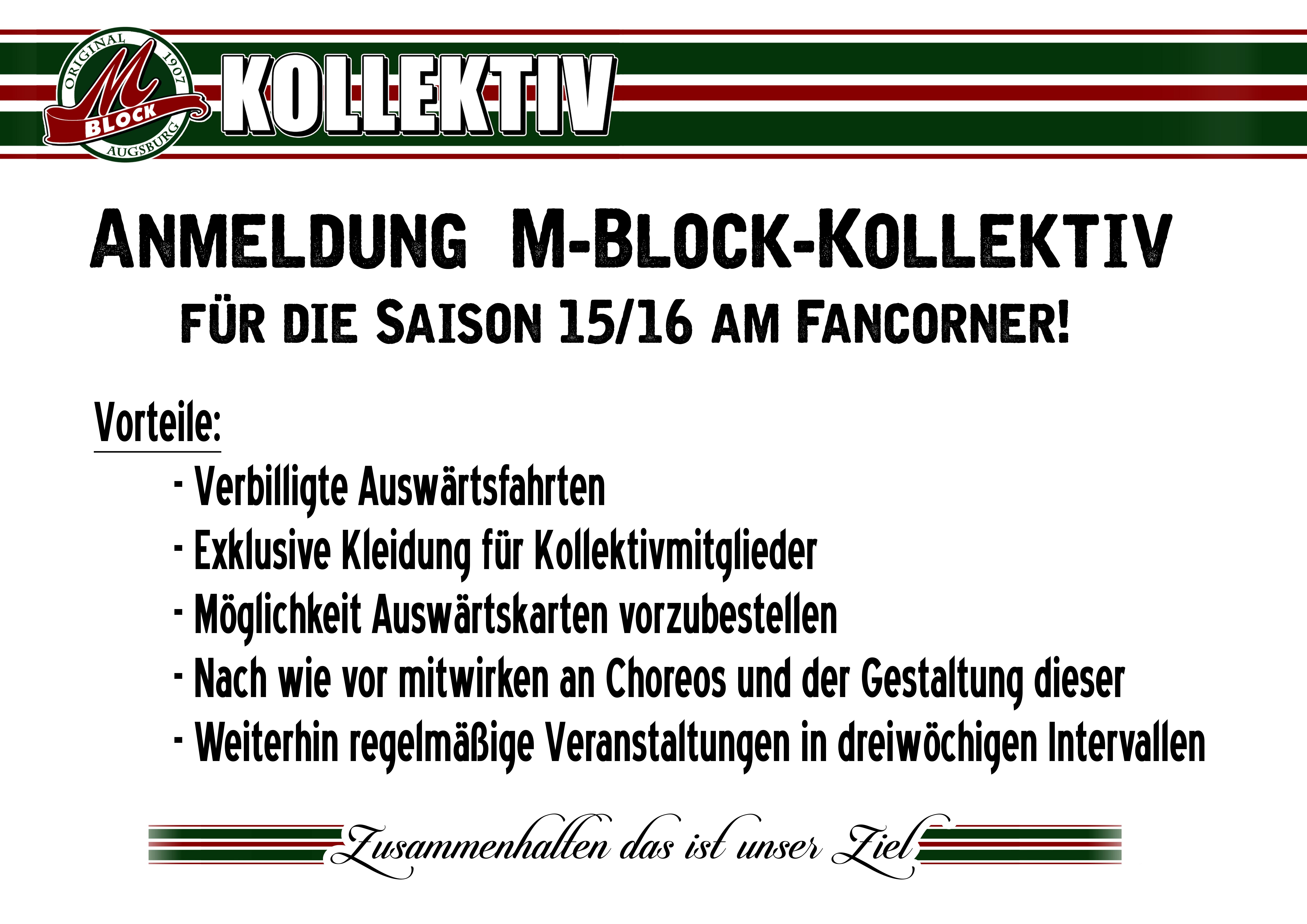 M Block Augsburg